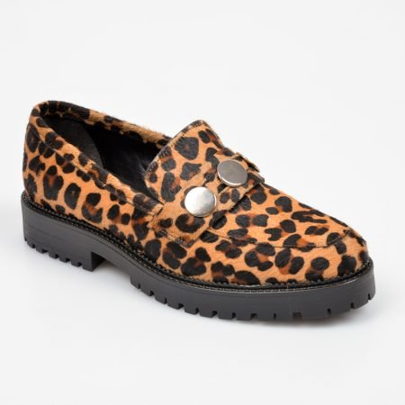 Pantofi ALDO maro