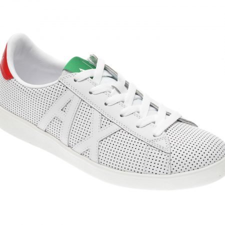 Pantofi ARMANI EXCHANGE albi