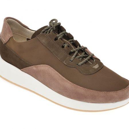 Pantofi CLARKS kaki