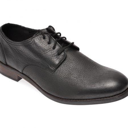 Pantofi CLARKS negri