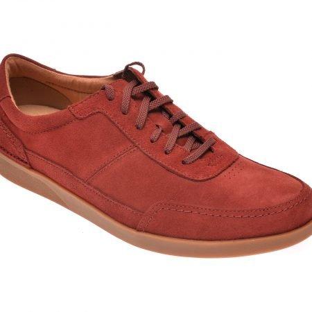 Pantofi CLARKS rosii