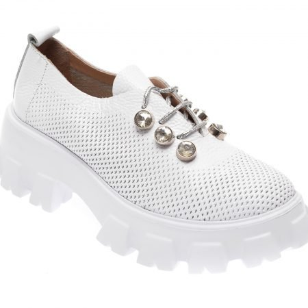 Pantofi FLAVIA PASSINI albi