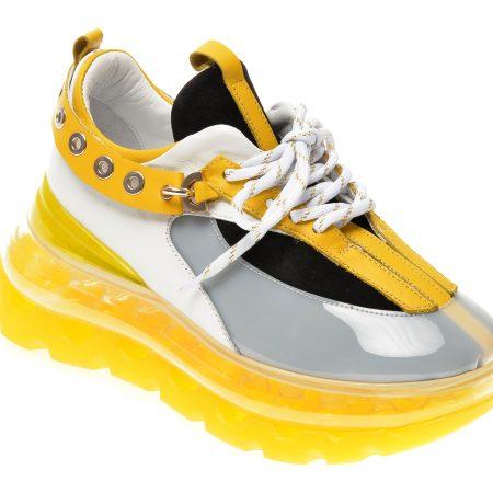Pantofi FLAVIA PASSINI galbeni