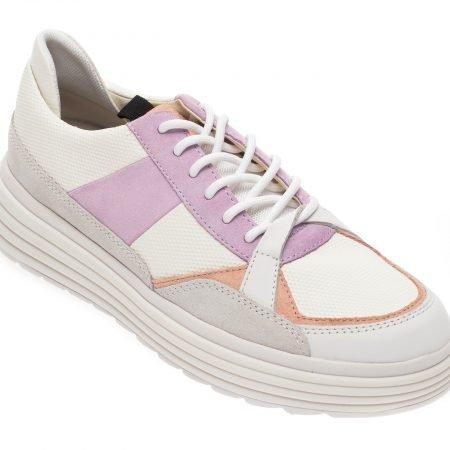 Pantofi GEOX albi