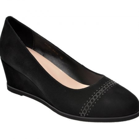 Pantofi IMAGE negri