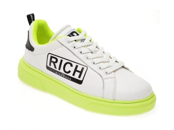Pantofi JOHN RICHMOND albi