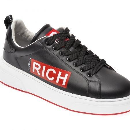 Pantofi JOHN RICHMOND negri