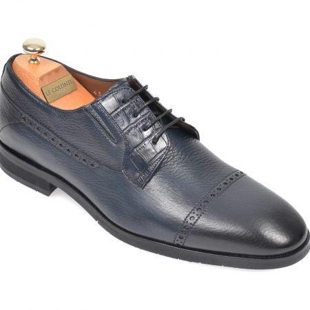 Pantofi LE COLONEL bleumarin