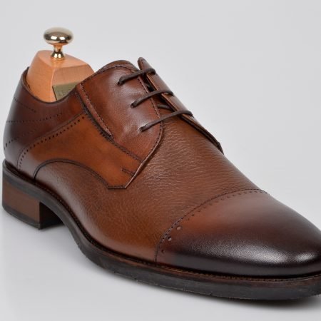 Pantofi LE COLONEL maro