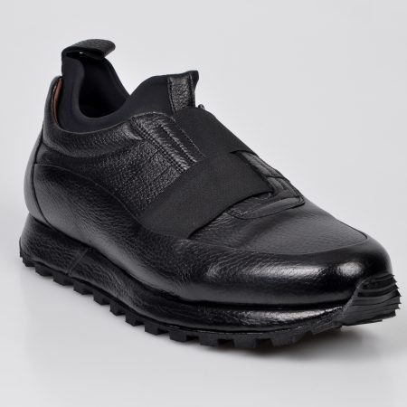 Pantofi LE COLONEL negri