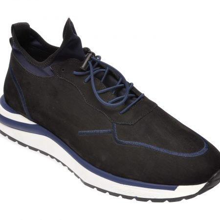 Pantofi OTTER negri