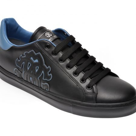 Pantofi ROBERTO CAVALLI negri