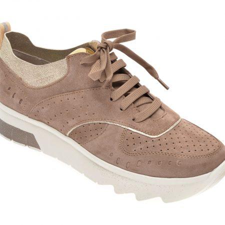 Pantofi STONEFLY maro