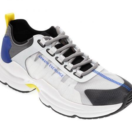 Pantofi sport ARMANI EXCHANGE albi