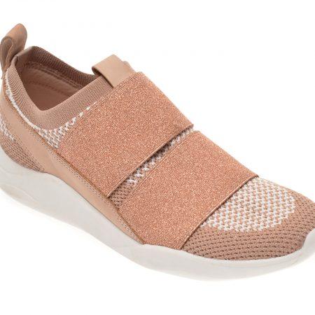 Pantofi sport CLARKS nude