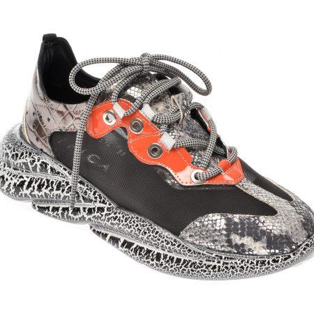 Pantofi sport EPICA argintii
