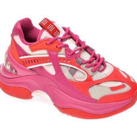 Pantofi sport EPICA fucsia