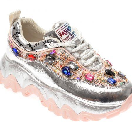Pantofi sport FLAVIA PASSINI argintii