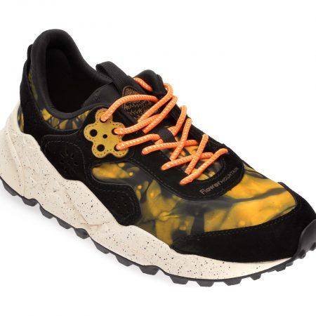 Pantofi sport FLOWER MOUNTAIN negri