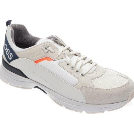 Pantofi sport HUGO BOSS albi