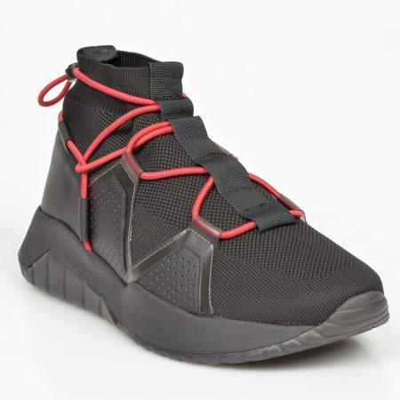 Pantofi sport HUGO BOSS negri