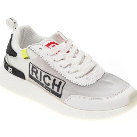 Pantofi sport JOHN RICHMOND albi