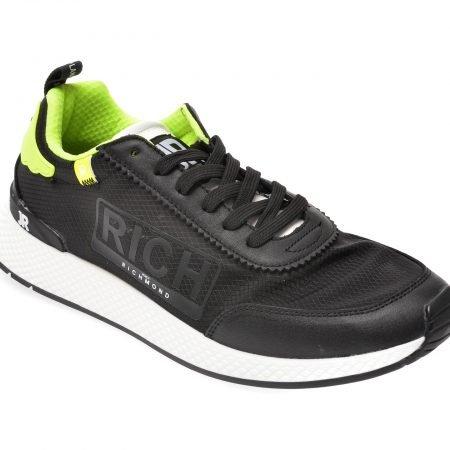 Pantofi sport JOHN RICHMOND negri