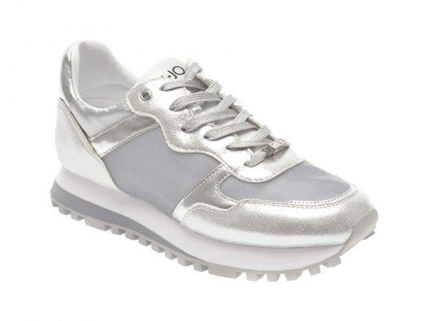 Pantofi sport LIU JO argintii