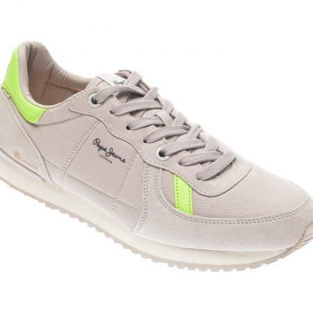 Pantofi sport PEPE JEANS gri