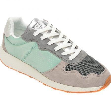 Pantofi sport PEPE JEANS verzi