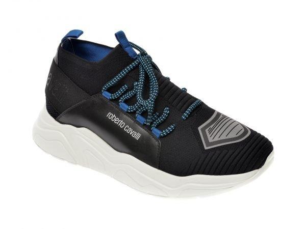 Pantofi sport ROBERTO CAVALLI negri