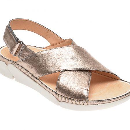 Sandale CLARKS argintii