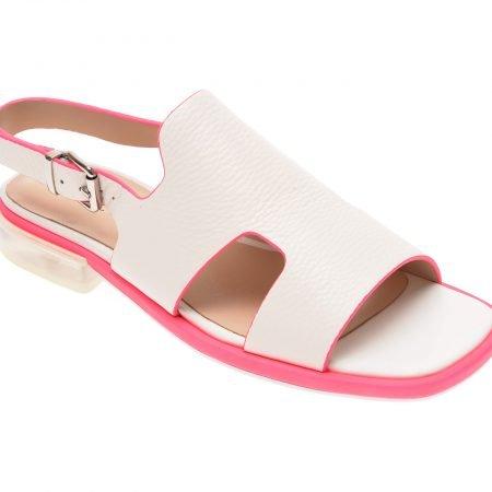 Sandale EPICA albe