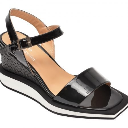 Sandale FLAVIA PASSINI negre