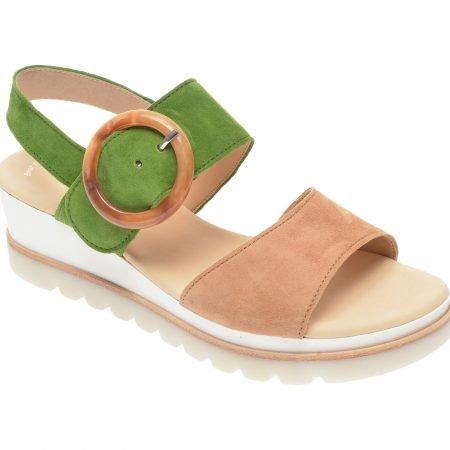 Sandale GABOR verzi