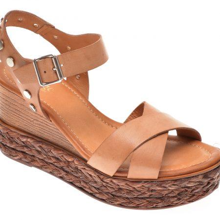 Sandale IMAGE maro