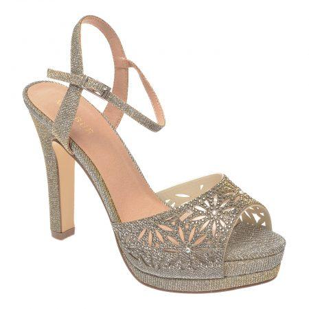 Sandale MENBUR aurii 21797