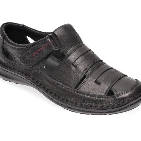Sandale OTTER negre